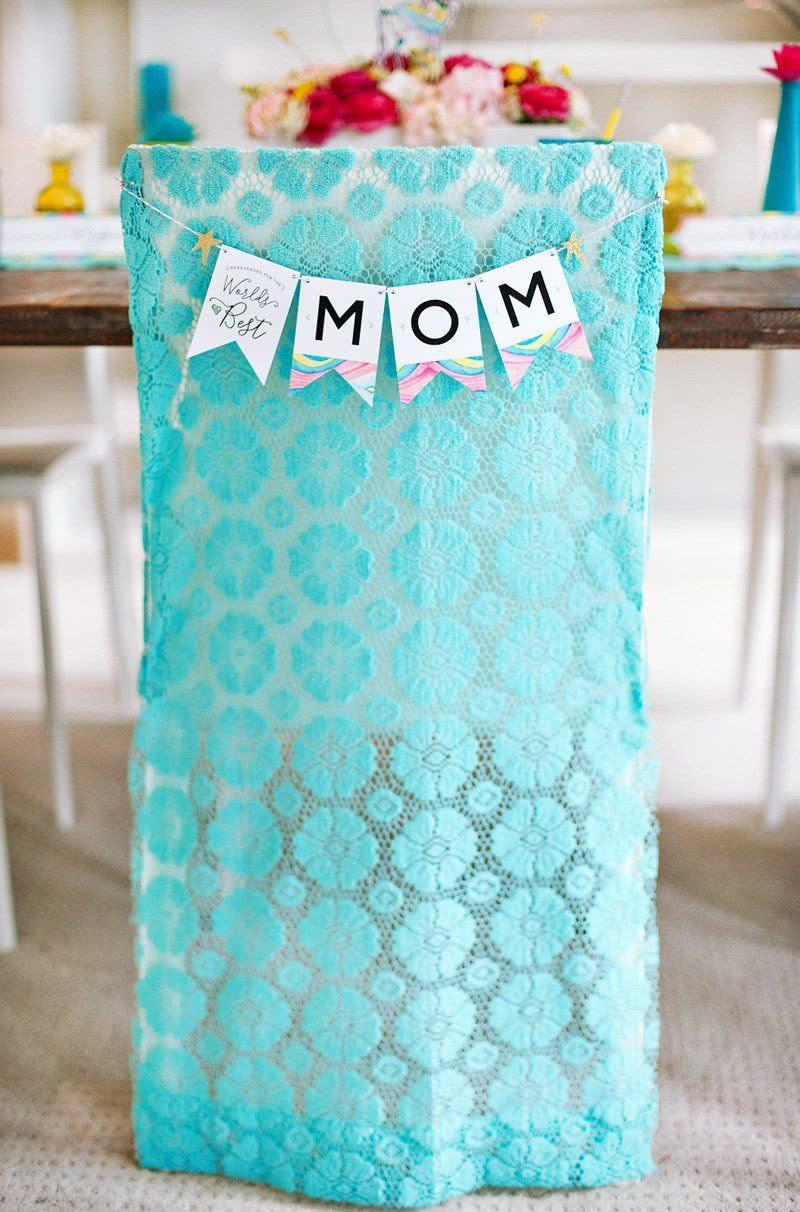 Mother's Day Decoration: 60 Ideas to Be Inspired 45