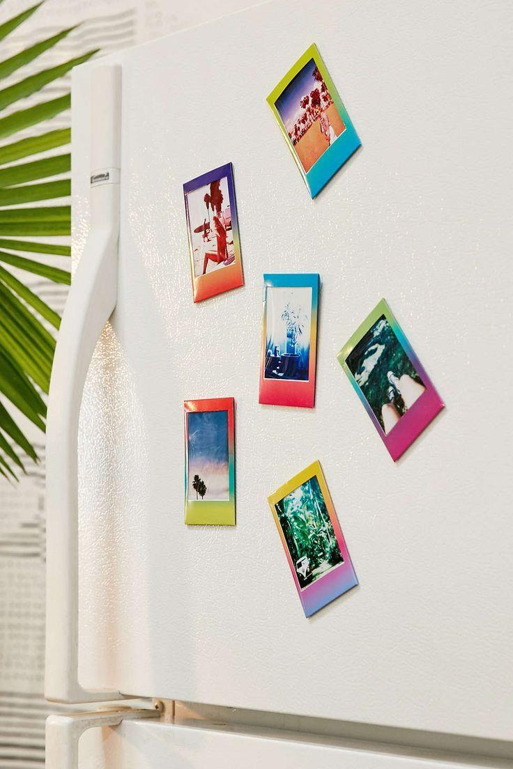 Turn your photos into magnets