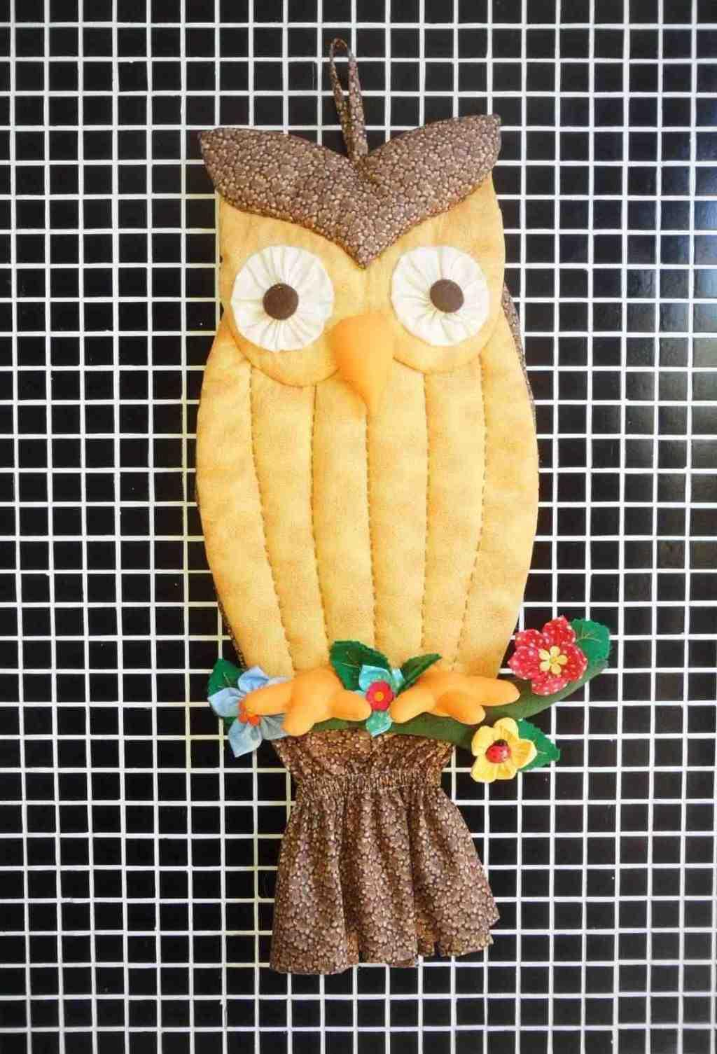 Owl bag pull: 60 ideas with photos and video step by step 9