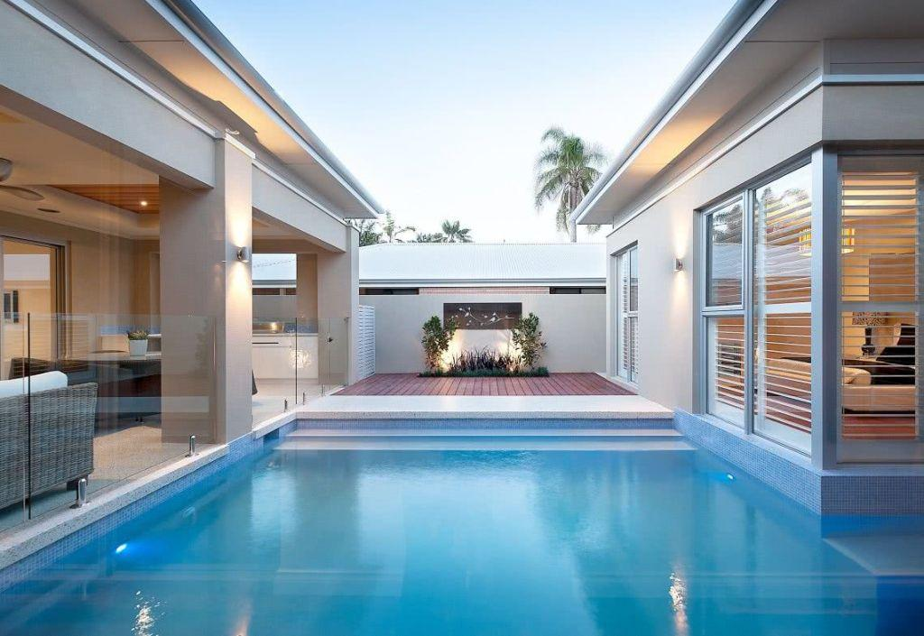Vinyl Pool: What It Is, Advantages And Photos To Inspire 16
