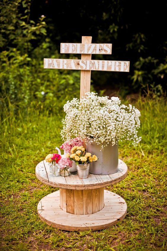 Simple Wedding Decoration: 95 Smashing Ideas to Be Inspired 91