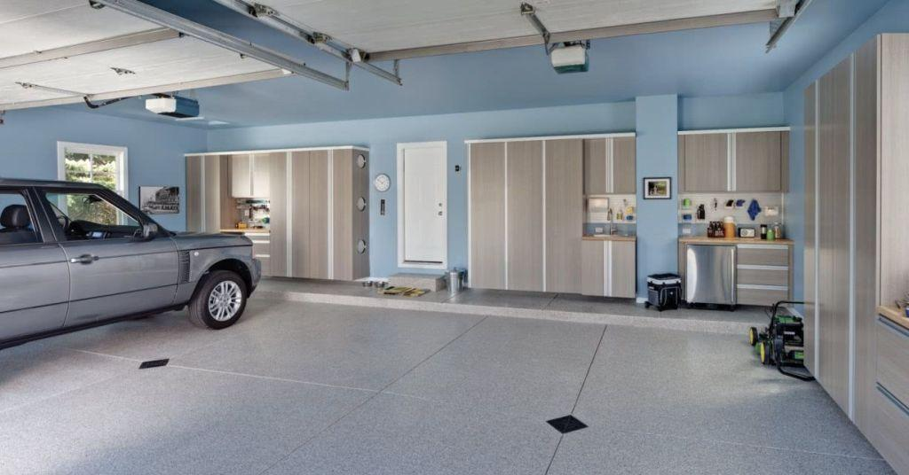 Garage floor: see the main types and ideas to get inspired
