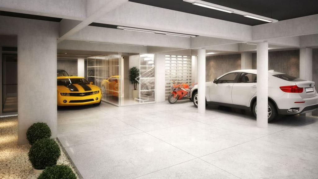 Garage floor: see key types and ideas for inspiration 47