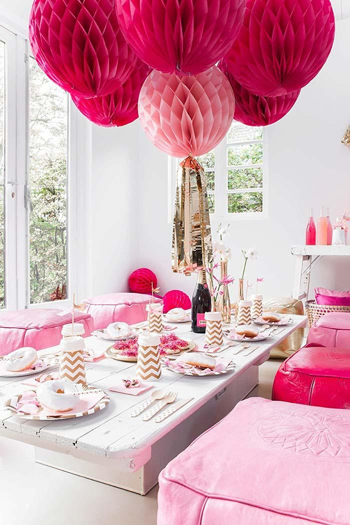 15-year party decoration: discover exciting ideas 11