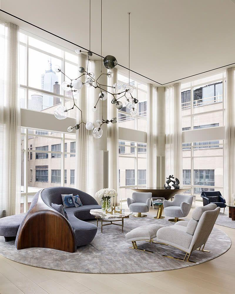 Chandelier models: 60 ideas to hit the light 16