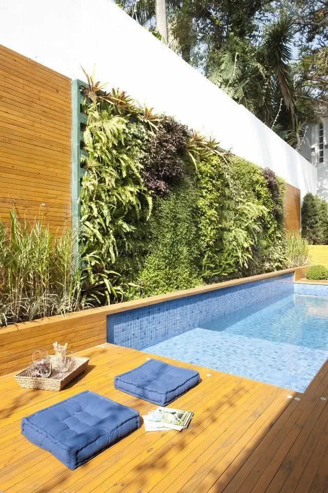 Vinyl Pool: What It Is, Advantages And Photos To Inspire 22