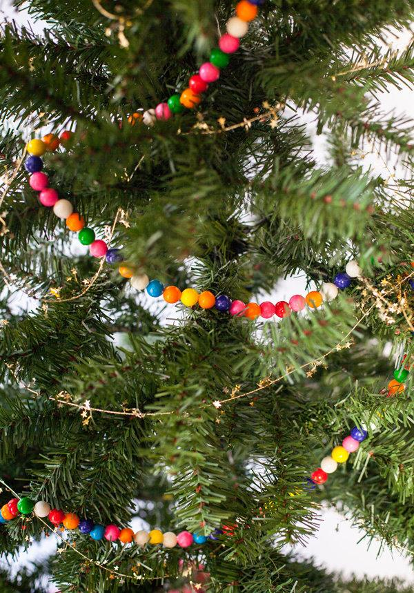 Simple and inexpensive Christmas decoration: 60 perfect ideas to inspire 46