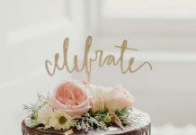 Simple wedding cake: tips to make your own and 60 creative ideas