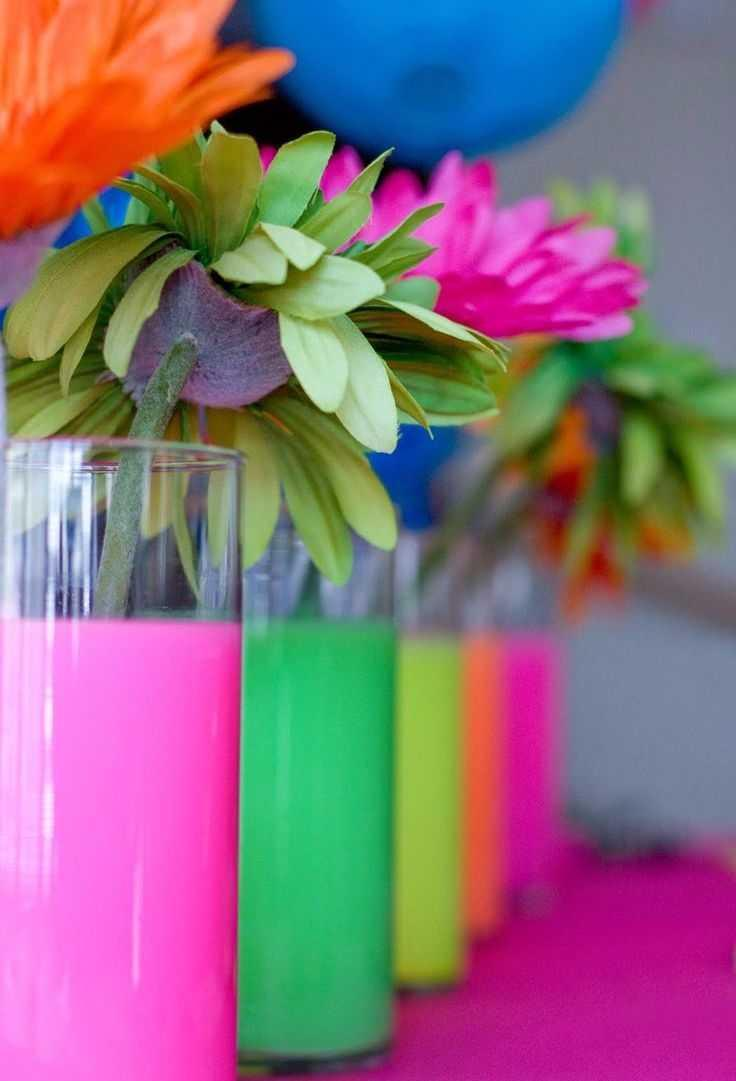 Festa Neon: 60 decorating ideas and photos of the theme 36