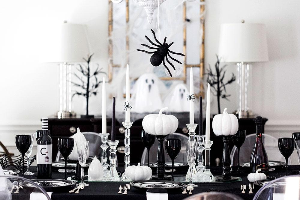 Halloween Party: 60 decorating ideas and 31 theme photos
