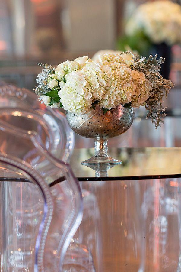 Wedding arrangements: 70 ideas for table, flowers and decoration 18