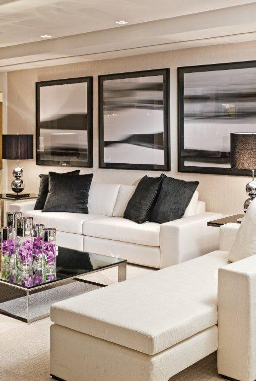 Leather sofa: 70 amazing models to decorate environments 21