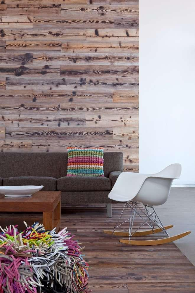 Wooden Wall: 56 Wonderful Ideas and How to Make 9