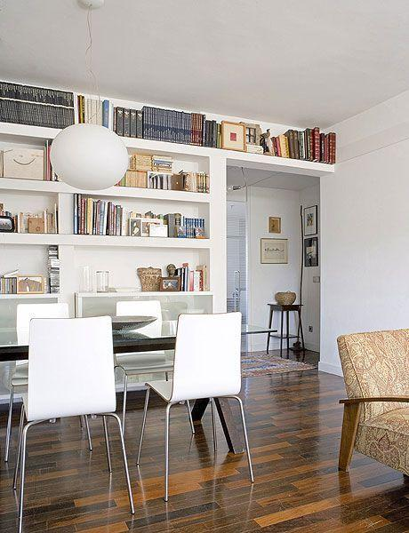 Plaster shelf: advantages and 60 projects to inspire 24