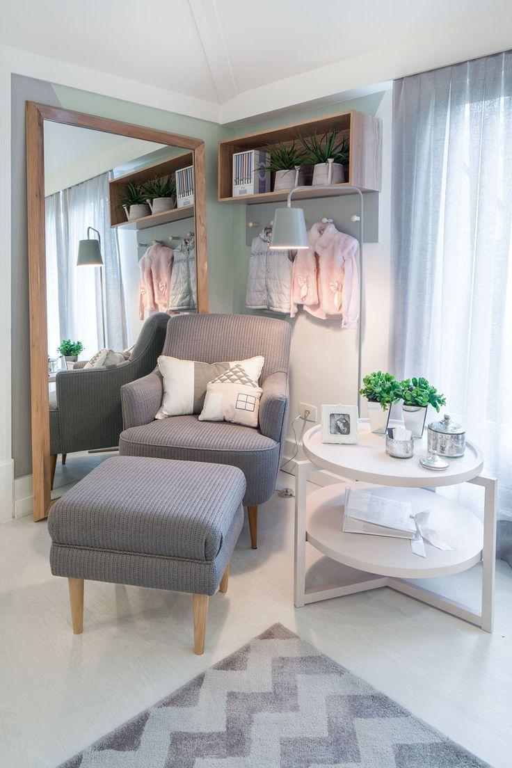 Reading Corner: 60 Decorating Ideas and How to Make 51