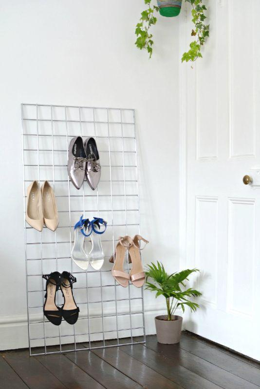 60 ideas and tips on how to organize shoes 21