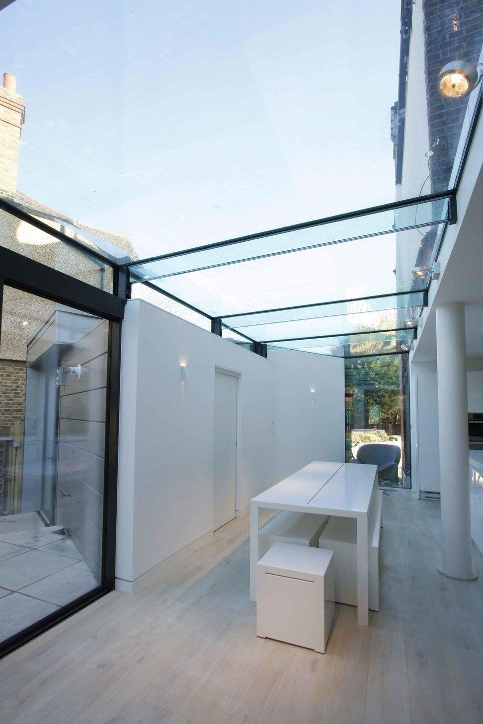 Glass roof: advantages, 60 photos and ideas to be inspired 17