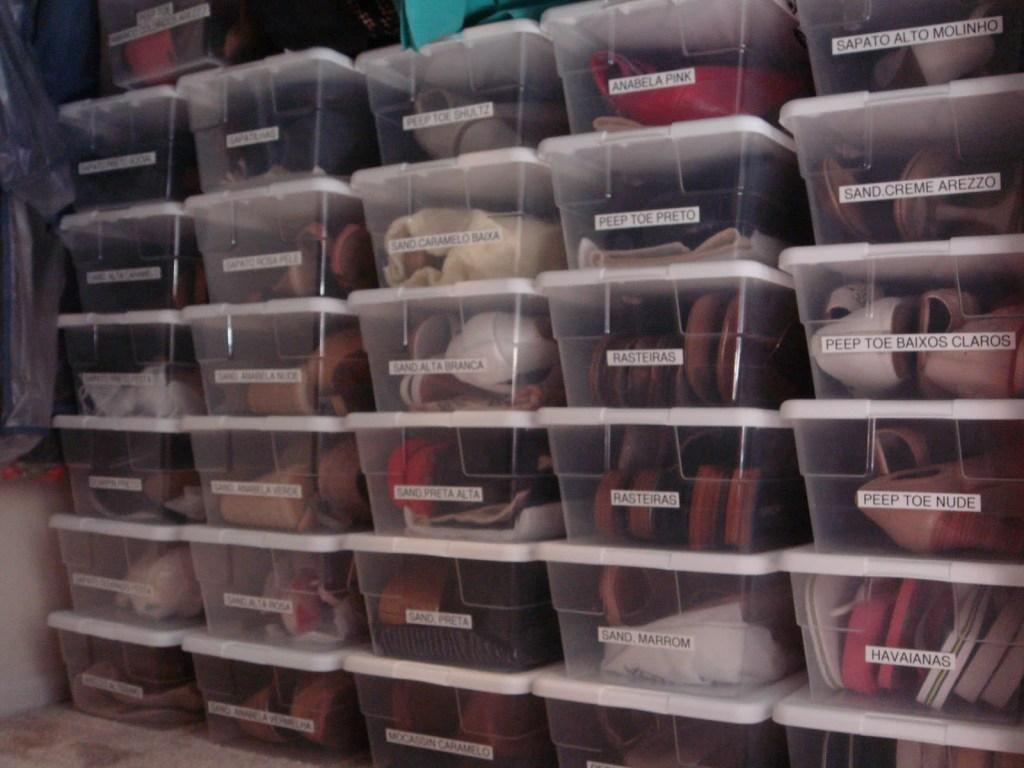 60 ideas and tips on how to organize shoes 37