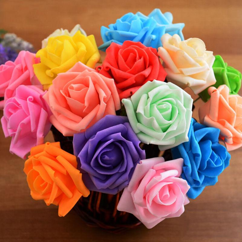 EVA Flowers: 70 ideas, templates and step by step 35