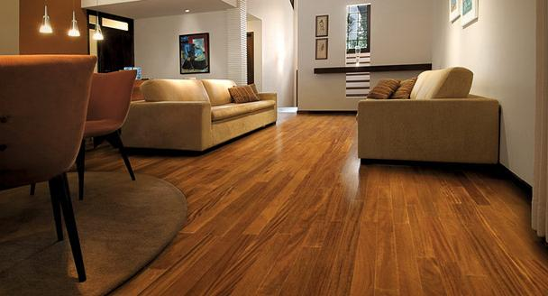 Wood carpet: advantages, prices and 50 photos of projects 26