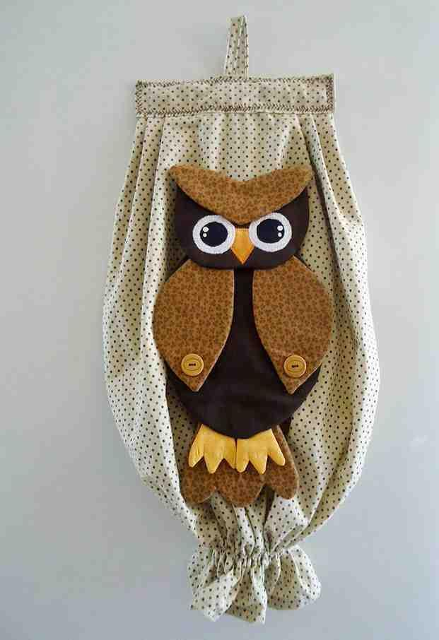 Pulling Owl Bag: 60 ideas with photos and video step by step 29