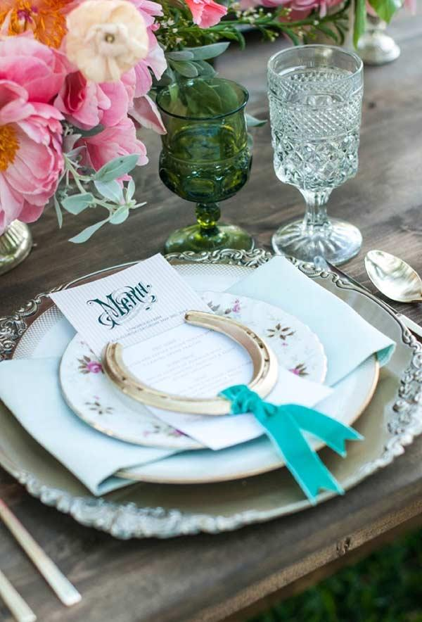 Tiffany blue wedding: 60 decorating ideas with color 1