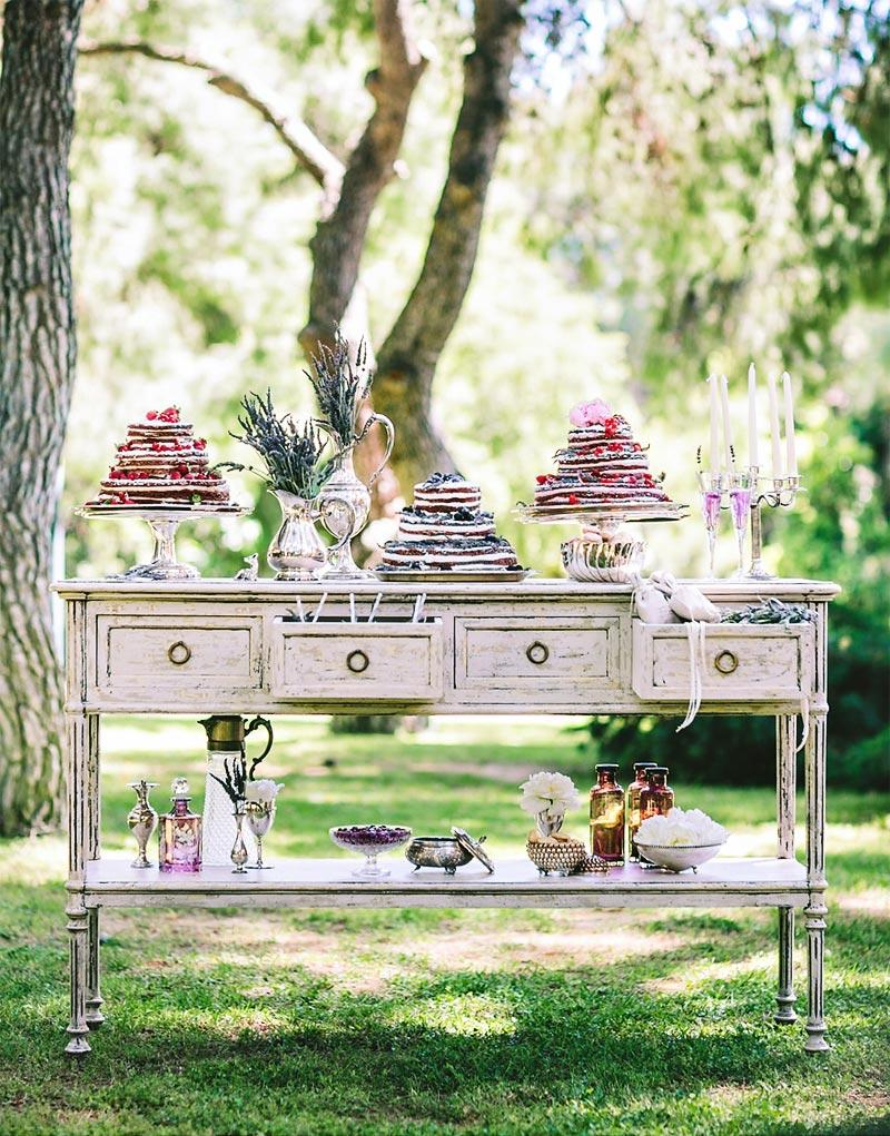 Rustic wedding: 80 decorating ideas, photos and DIY 17