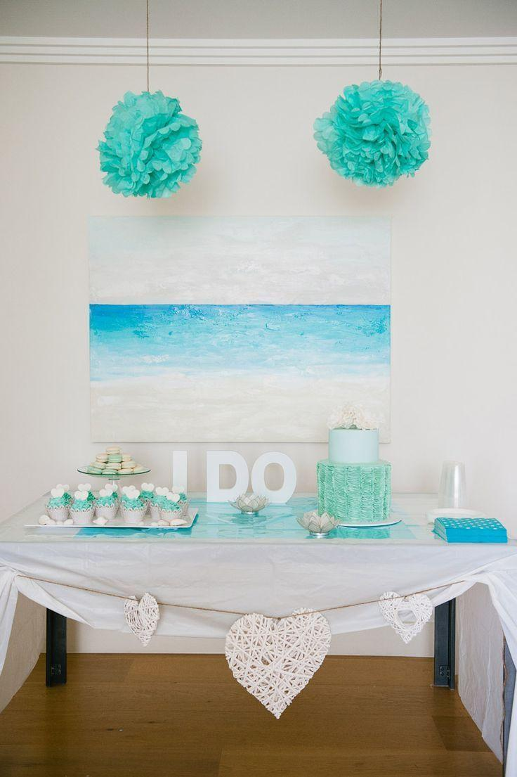 Did you meet me on the beach? Then on a decoration with this theme