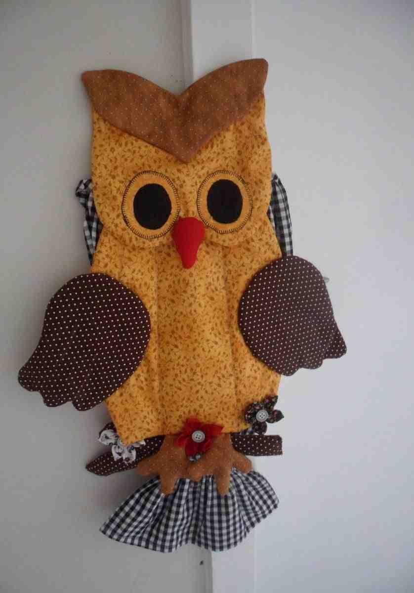 Owl bag pull: 60 ideas with photos and video step by step 37