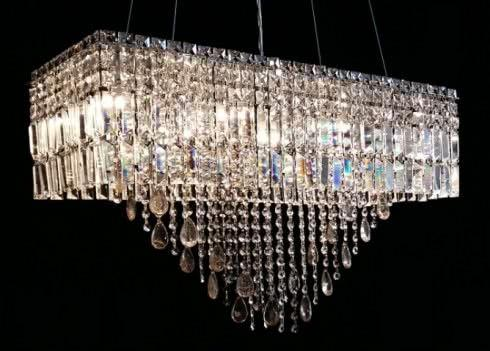 Chandelier models: 60 ideas to hit the light 63