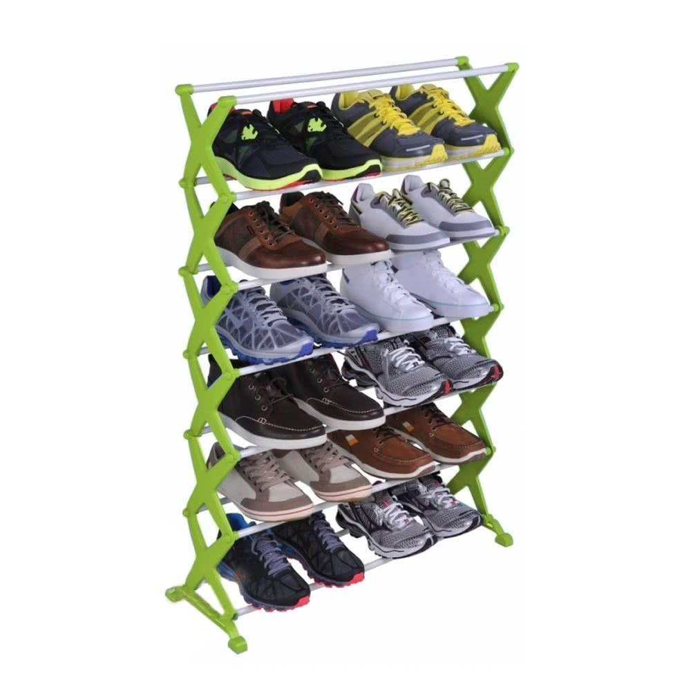 60 ideas and tips on how to organize shoes 54
