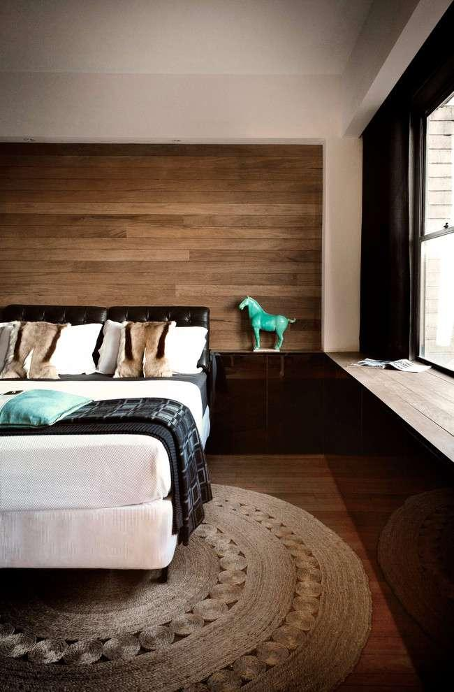 Wooden Wall: 56 Wonderful Ideas and How to Make 35