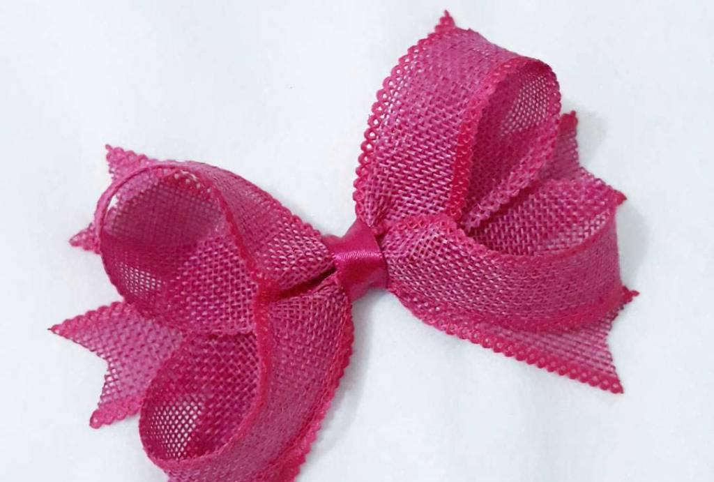 How to make ribbon loop: 5 shapes and materials with step by step 2