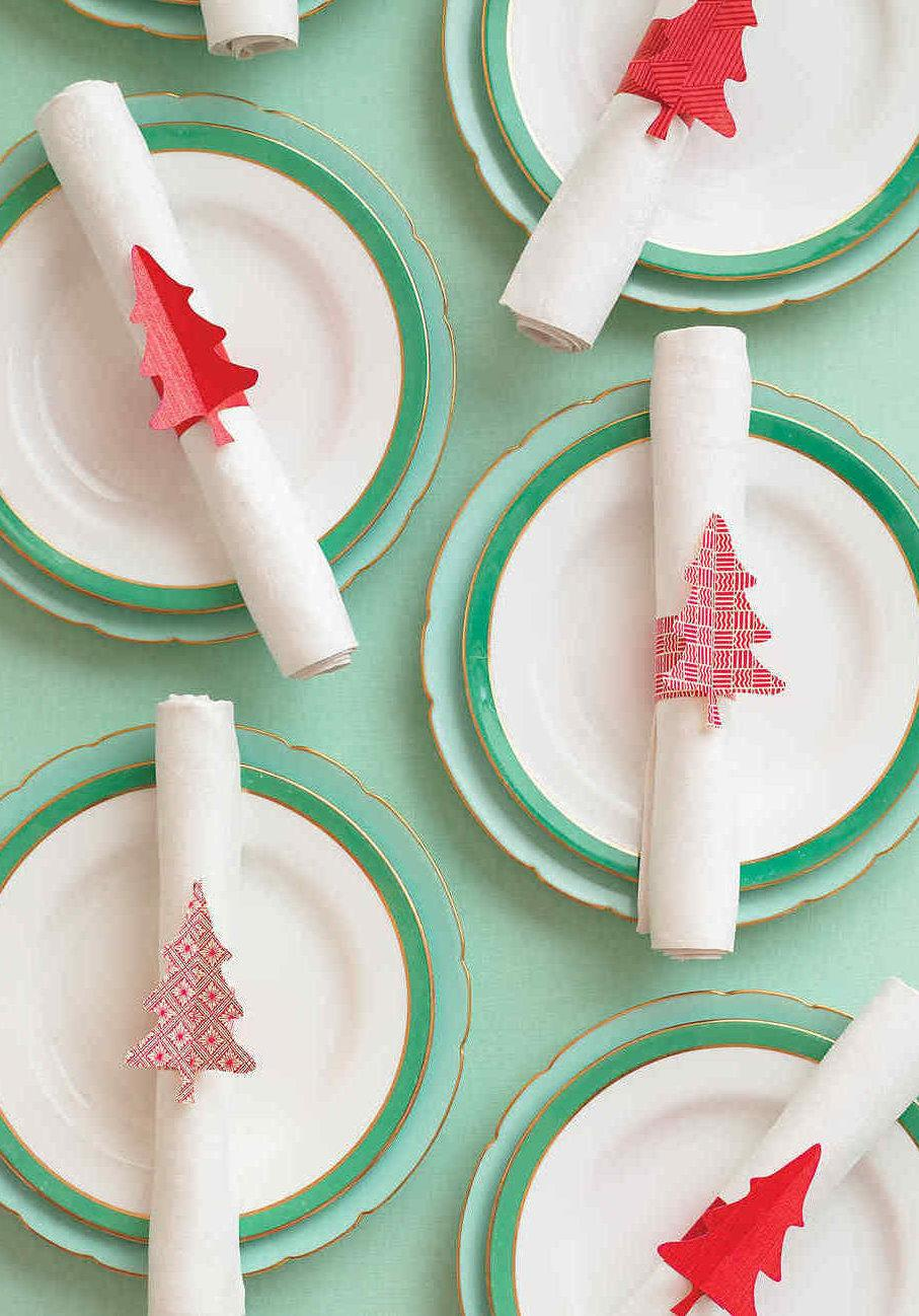 Simple and inexpensive Christmas decoration: 60 perfect ideas to inspire 15
