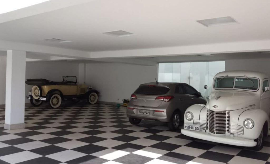 Garage floor: see the main types and ideas to be inspired 7