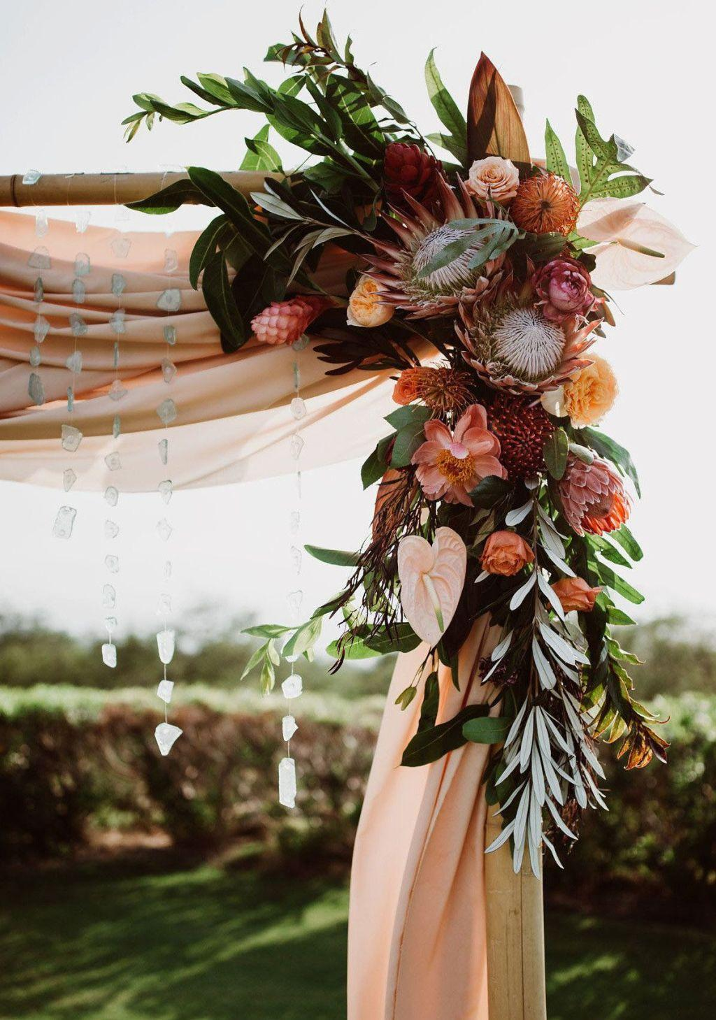 Beach Wedding Decoration: Inspiring Tips 38