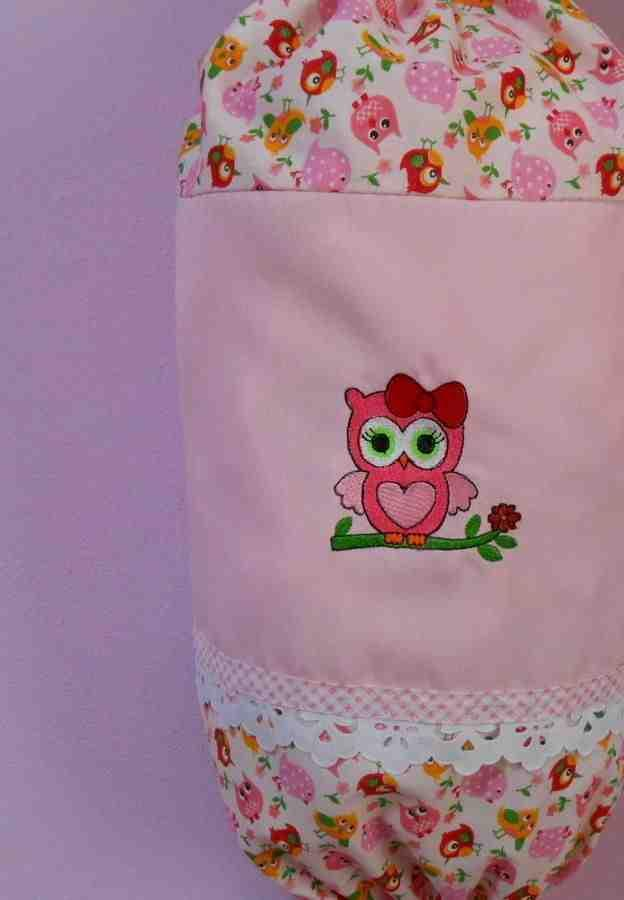 Owl bag pull: 60 ideas with photos and video step by step 36