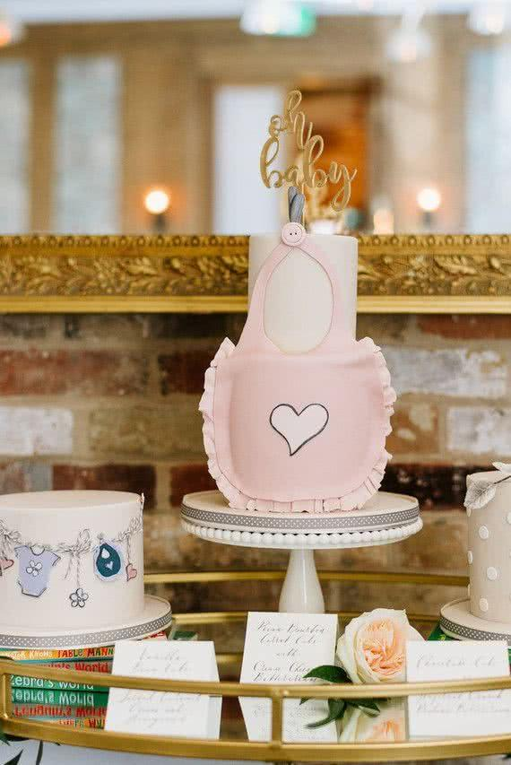 Baby Shower and Diaper Decoration: 70 Amazing Ideas and Photos 63