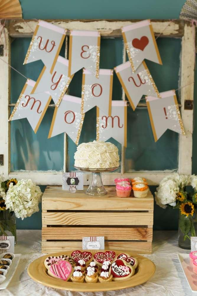 Mother's Day Decoration: 60 Ideas to Be Inspired 43