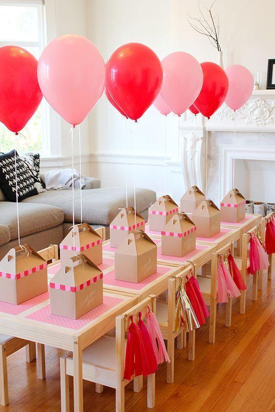 Decoration with balloons: 85 inspirations to decorate 9
