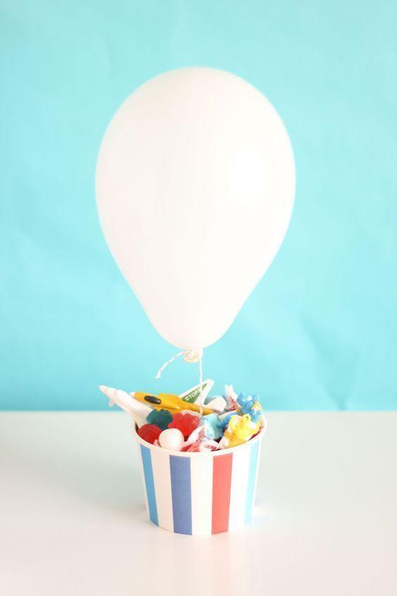 Decoration with balloons: 85 inspirations to decorate 44