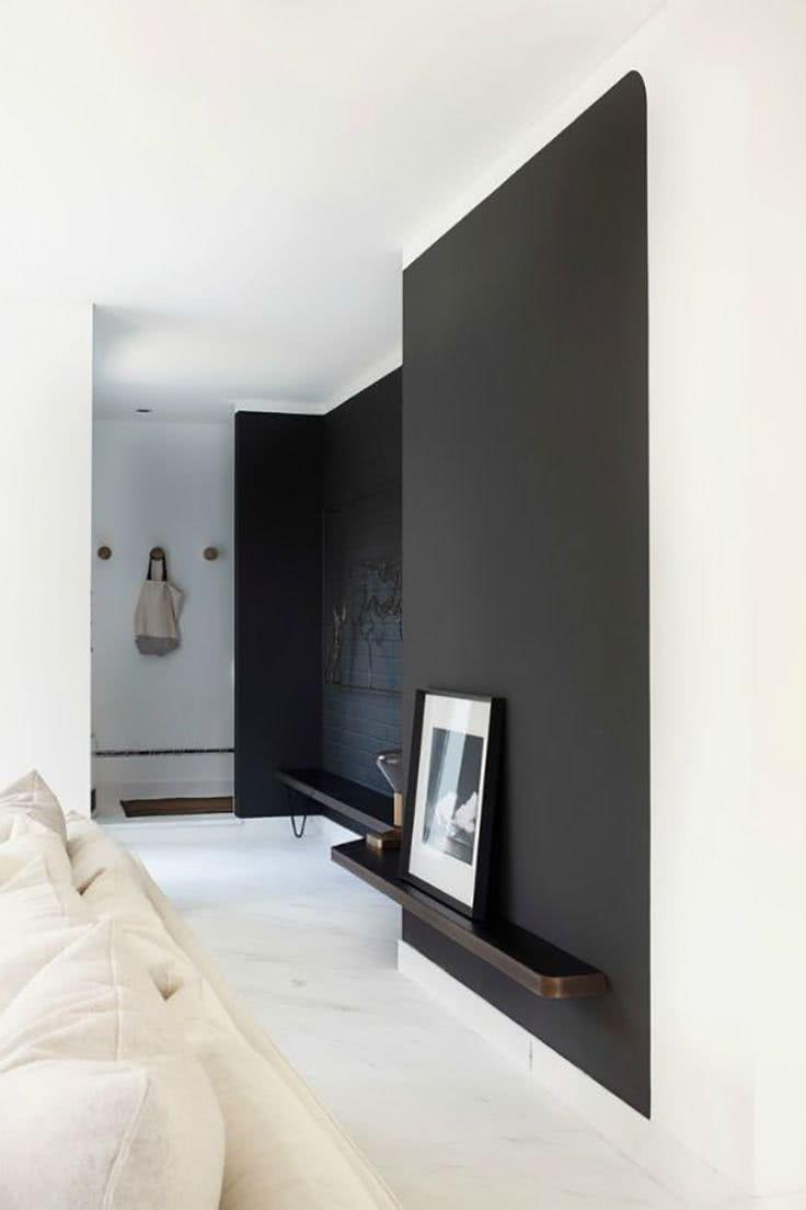 Black and white decor: 60 inspiring ambient ideas 3