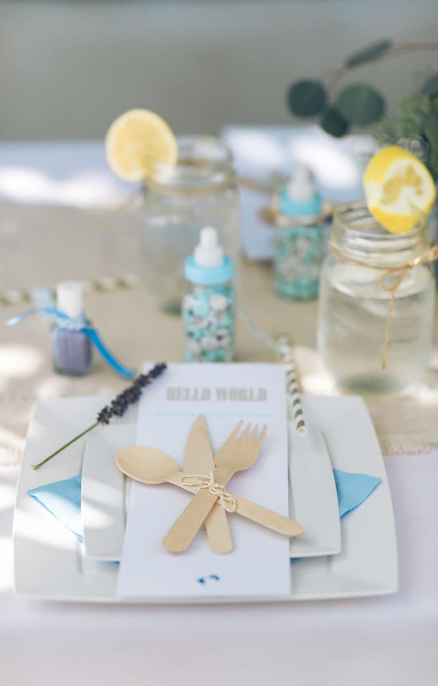 Baby Shower and Diaper Decoration: 70 Amazing Ideas and Photos 18