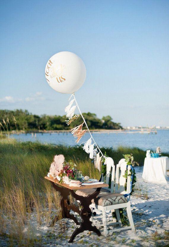 Beach Wedding Decoration: Inspiring Tips 5