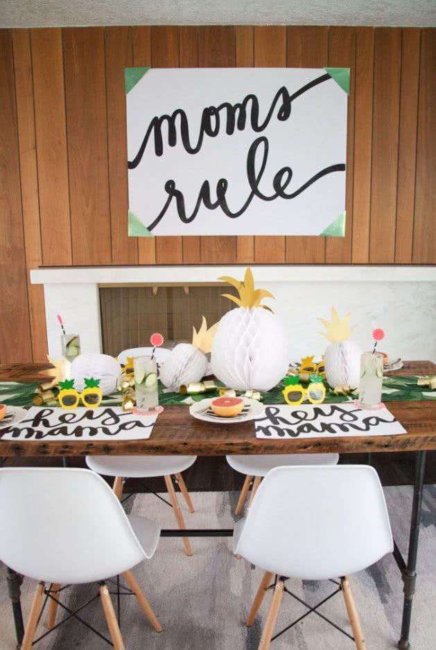 Mother's Day Decoration: 60 Ideas to Be Inspired 39