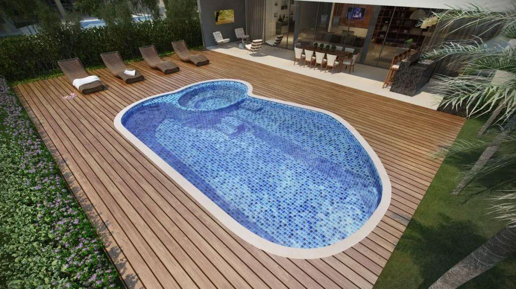 Vinyl Pool: What It Is, Benefits and Photos to Inspire 14