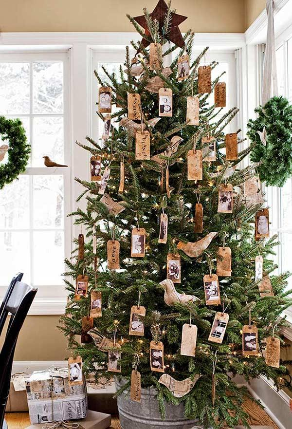 Decorated Christmas tree: 65 amazing ideas for your home!