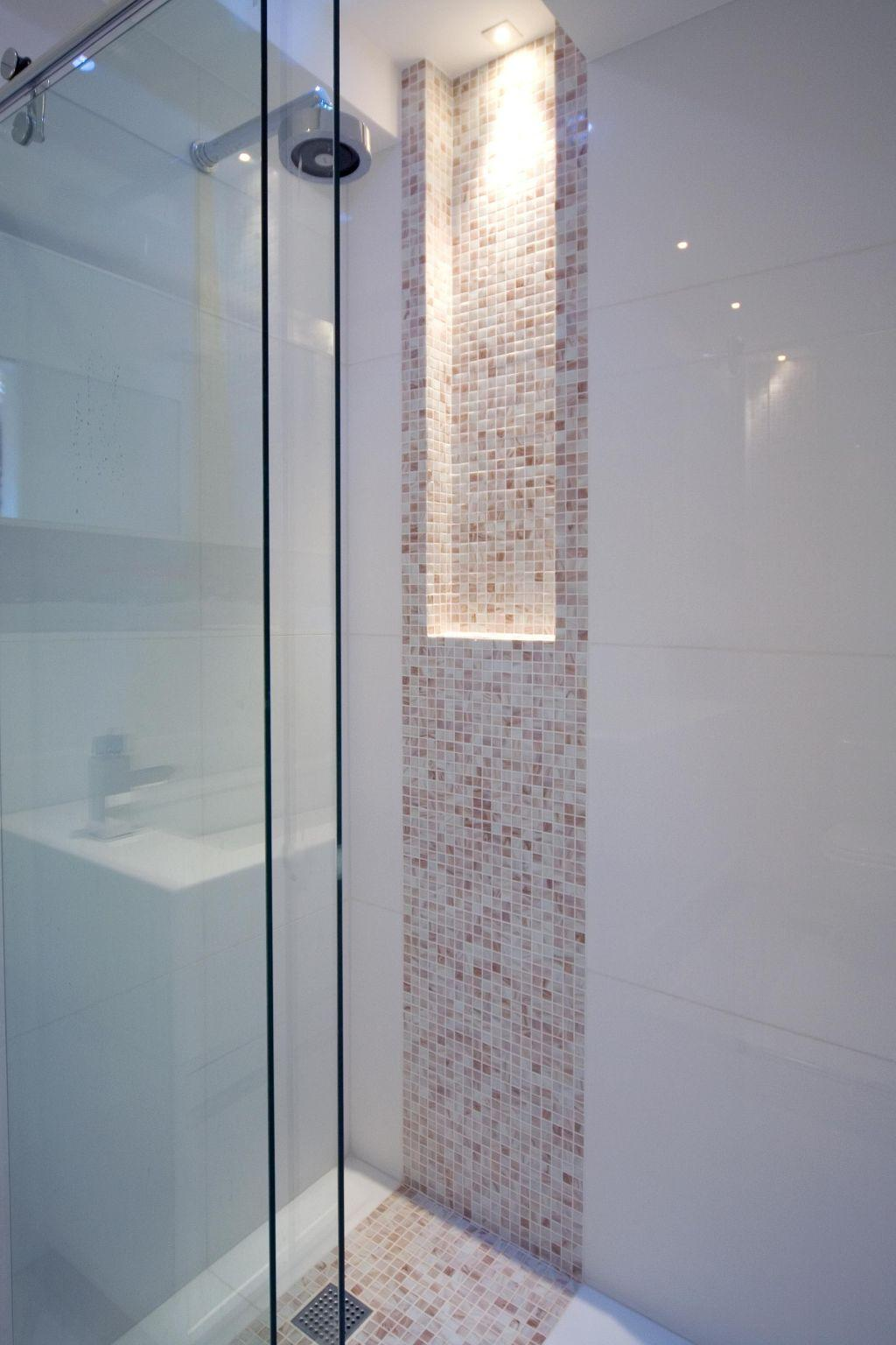 Bathroom coatings: types, models and photos 22