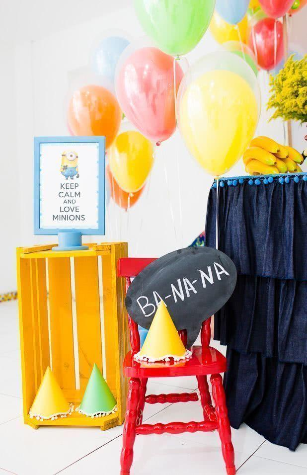 Decoration with balloons: 85 inspirations to decorate 24