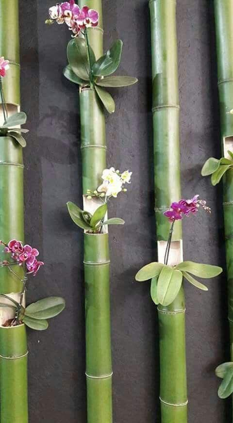 Bamboo Crafts: 60 models, photos and step by step DIY 38